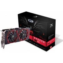 Videokaart XFX Radeon RX 460 Dual Fan 2GB