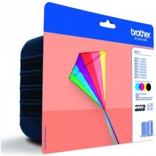 Tooner BROTHER LC-223 Multipack Ink...