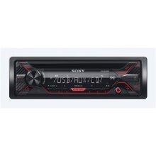 Sony CDX-G1200U красный