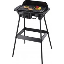 SEVERIN PG 8522 Barbecue-Elektrogrill чёрный