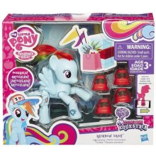 HASBRO MLP Poseable Pony, Rainbow Dash
