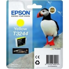 Tooner Epson T3244 tint Cartridge, kollane