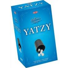 TACTIC Gra Yatzy z kubkiem