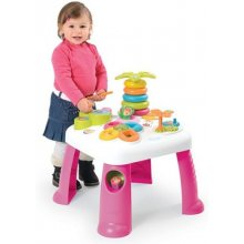 SMOBY Cotoons Table for baby pink