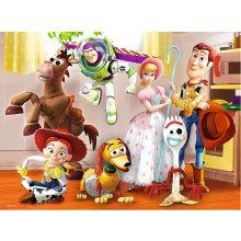 TREFL Puzzle 30 pcs Toy Story, Ready to play