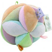 Axiom Pastel ball koos rattle 11 cm