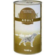 Araton koerakonservid, 1240 g, lambaliha ja...