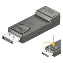 Mcab DisplayPort to HDMI adapter
