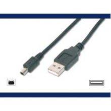 DIGITUS USB Anschlusskabel, 1.8m