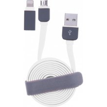 Global Technology USB кабель 2in1...