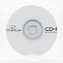 Диски Titanum CD-R x56 envelope 1