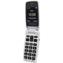 Мобильный телефон DORO Primo 405 серебристый