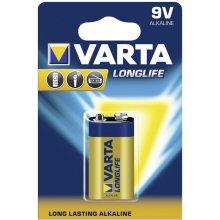VARTA Batterie LONGLIFE 9V Block 6LP3146...