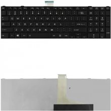 Qoltec Notebook Keyboard for Toshiba L850...