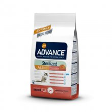 ADVANCE cat Sterilized Salmon Sensitive...