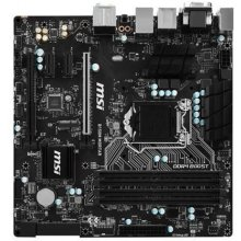 Emaplaat MSI B150M MORTAR Sockel LGA1151...