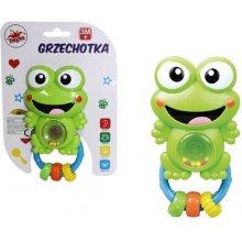 Brimarex muusika rattle frog