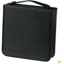 Диски Hama CD-Wallet Nylon 208 чёрный