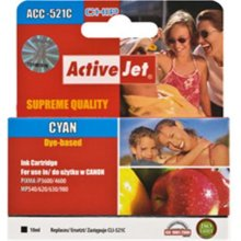 Тонер Action ActiveJet ACC-521CN (Canon...