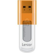 Флешка Lexar JumpDrive S50 8GB оранжевый