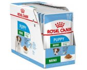 Royal Canin Mini Puppy WET (karp 12tk x 85g)...