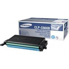 Тонер Samsung Toner (голубой) для CLP-610ND...