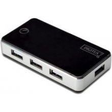 ASSMANN HUB 7-port USB2.0, incl. Блок...