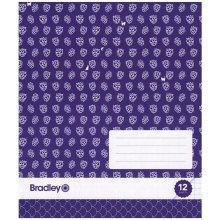Bradley Vihik 12 lehte, ruuduline, 5x5 mm...