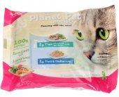 PLANET PET SOCIETY Tuna & Seaweed & Shirasu...