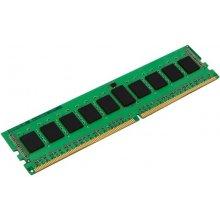 Mälu KINGSTON 8GB DDR4-2133MHz Reg ECC...