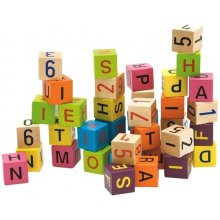 Woodyland Alphabet blocks ja numbers