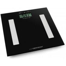 Весы ESPERANZA Bathroom scale FITNESS чёрный...