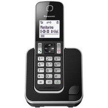 Телефон PANASONIC KX-TGD 310 чёрный