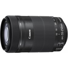 Canon EF-S 55-250mm f/4-5.6 IS STM, SLR...