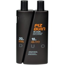 Piz Buin In Sun Lotion DUO SPF10 + SPF20...