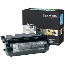 Tooner Lexmark 12A7462, 21000 pages, Laser...