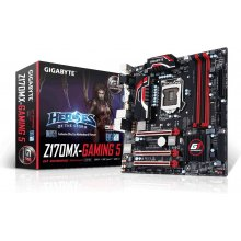 Emaplaat GIGABYTE GA-Z170MX-Gaming 5 mATX