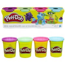 HASBRO PlayDoh 4pak Bright Color