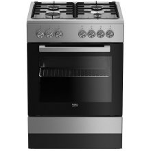 Плита BEKO FSE62120DX Gas electric-cooker