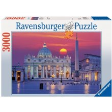 RAVENSBURGER 3000 Elements ROME, St. Peters...