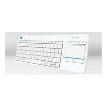 Klaviatuur LOGITECH juhtmevaba Touch K400...