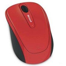 Hiir Microsoft WMM 3500 Black, Red, Wireless...