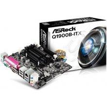 Материнская плата ASRock Q1900B-ITX, J1900...