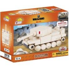 Cobi Klocki Army Nano Tank Cromwell 72...