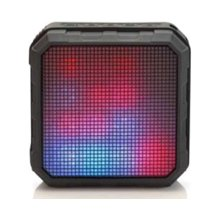 Колонки Ednet Spectro LED Bluetooth-Lautspr