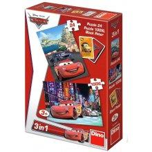 Dino 3w1 24+100 EL. + Me mo Cars
