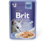 Brit Premium Salmon Fillets in Jelly for...