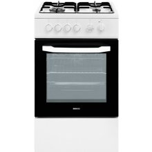Pliit BEKO Gas-electric cooker CSM52020DW