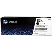 Тонер HP 83A чёрный, Laser, HP, LaserJet Pro