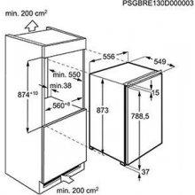 Холодильник AEG Santo SKS98840C4 (EEK: A++)